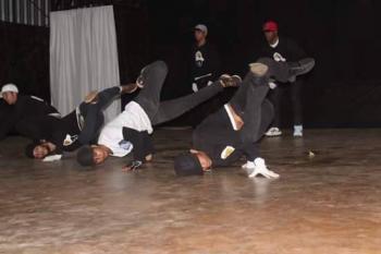 Foto: Grupo de dança Conexão Break