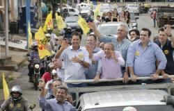 Candidato Iris Rezende (PMDB) é eleito prefeito de Goiânia