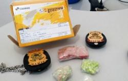 Jovem é preso em Matupá ao retirar comprimidos de ecstasy em agência dos Correios
