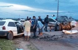 Acidente na BR-163 entre Peixoto e Matupá causa 4 mortes