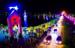 Mais de 3 mil pessoas estiveram curtindo o Domingo de Natal no Complexo dos Lagos em Matupá