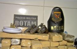 Cuiabá: Homem morre após atirar contra policiais em abordagem