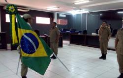 Corpo de Bombeiros Militar do Alta Floresta tem novo comandante