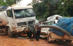 6 morrem em acidente no Pará, uma mulher era de Matupá
