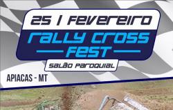 Apiacás se preparara para a 10ª Edição do Rally Cross