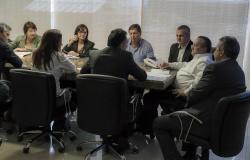 Representantes de Alta Floresta e mais 7 municípios de MT se reúnem com governador