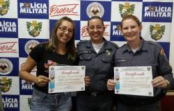 Polícia Militar de Alta Floresta retorna com atividades do Proerd