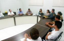 Polícia Militar de Alta Floresta participa de reunião do Conselho de Segurança do município
