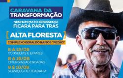 Caravana da Transformação em Alta Floresta terá orientações sobre direitos do consumidor
