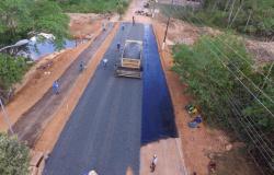 Alta Floresta: Sinfra conclui asfalto e libera trânsito de veículos na Avenida Mato Grosso