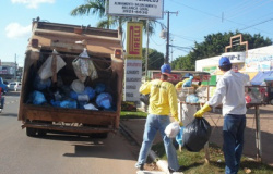 Alta Floresta: Diagnóstico aponta que caminhões da coleta de lixo não ocupam sua capacidade total de carga