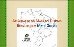 Mapa do Turismo de Mato Grosso com 94 municípios é validado pelo MTur