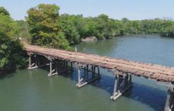 Prefeitura de Lucas diz ter adotado medidas antes da decisão para interditar ponte precária