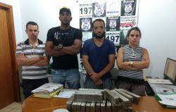 Polícia Civil prende mulher com 15 quilos de maconha em Porto dos Gaúchos