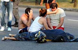 Número de atropelamentos a pedestres sobe em MT, já chegou aos 367