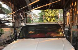 Homem é amarrado e tem caminhonete roubada em Alta Floresta