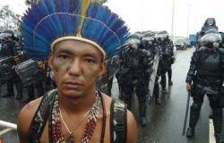 """Tensão na Usina São Manoel, Liderança indígenas escreve carta """"Queremos falar com gente séria"""""""