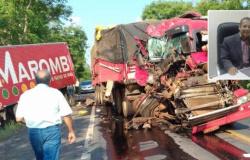 Acidente entre carreta,caminhão e carro de passeio mata ex-vereador em MT