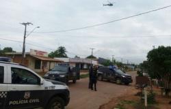 7 são presos por assalto ao banco Sicred em Novo Mundo; 1 ainda segue foragido