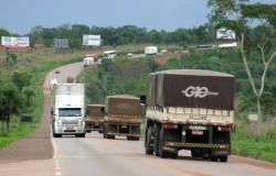 Sindicato do Transporte de Cargas no Estado de MT cobra investimentos em rodovias