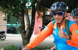 Após 5.200 km percorrido, ciclista Messias chega em Alta Floresta
