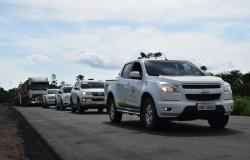 2º Estradeiro da Integração aponta avanço para escoação da produção agrícola do extremo norte de Mato Grosso