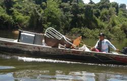 Mutirão de limpeza do rio Teles Pires em Alta Floresta acontece neste domingo
