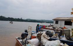 Alta Floresta: 7º Mutirão de Limpeza no rio Teles Pires recolhe cerca 50 toneladas de lixo