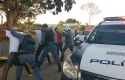 Policia Militar de Alta Floresta monitora grupo de facção