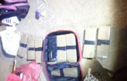 Jovens são detidas na BR- 163 com e 13 tabletes de maconha próximo a cidade de Sorriso