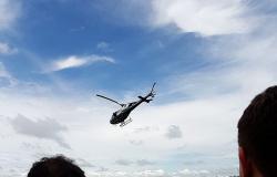 Primeira base aérea no interior de MT é inaugurada pelo Governo do Estado
