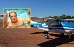 Aeronave com piloto Altaflorestense desaparece após decolar com destino a garimpo no Pará