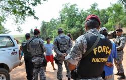 Organizações pedem retirada da Força Nacional do canteiro da UHE São Manoel