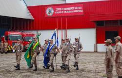 Alta Floresta: Governo cria primeira Escola Militar do Corpo de Bombeiros