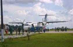 Em busca de incentivos, empresas abrem vôos para seis cidades. Alta Floresta na lista