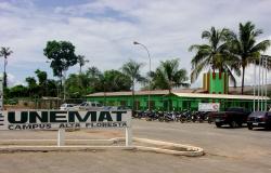 Alta Floresta: Inscrições para seleção de profissionais técnicos da Unemat são até dia 20