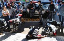Empresário em Nova Mutum reage a assalto; atira e mata bandido