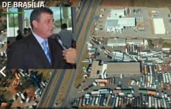 Líder dos caminhoneiros no Estado nega acordo e diz que protesto continua vídeo