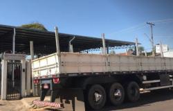 Incineradas mais de 5 toneladas de maconha apreendidas em carga de soja que saiu de Nova Bandeirantes
