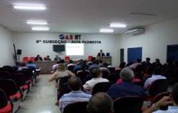 MPT e Comitê Multi-institucional de Alta Floresta destinam R$ 1,7 mi a projetos sociais