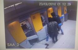 Quadrilha faz moradores reféns, explode caixas e cofres de 2 bancos em Denise (MT)