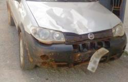 Colider: Fotografa é assaltada, persegue dupla de ladrões e os atropela com um Fiat Strada