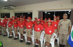 Projeto Bombeiros do Futuro transformou a rotina de mais 26 crianças atendidas pelo CRAS em Alta Floresta
