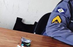 Menor é flagrada com drogas dentro de escola em Alta Floresta