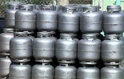 Preço do botijão de gás vai subir 8,5% nesta terça