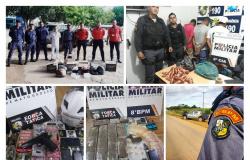 9º CR de Alta Floresta emite relatório com índices de redução da criminalidade nos oito municípios