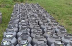 Carga de botijões de gás que saiu de Colider é roubada em Cuiabá