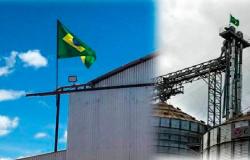 Aprosoja-MT pede e produtores hasteam bandeiras em fazendas, silos e armazéns