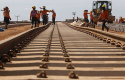 Ferrovia de R$ 12 bi em MT vira prioridade do Governo Federal