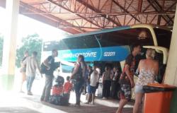 Mato Grosso marca licitação de contratos emergenciais de ônibus intermunicipais para o dia 26 de março